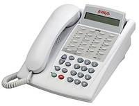 БУ Телефон AT&T Lucent AVAYA Euro Partner 18D, белый (Partner-18D/ W) (Partner-18 (Partner-18D/W)