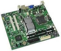 БУ Материнськая плата Intel D945GCPE (s775, 2xSATA, 2xDDR2, 2xPCI, VGA, mATX) (D945GCPE)