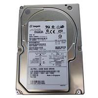 """БУ Жесткий диск для сервера SCSI 72GB Seagate 3.5"""" 10K, 8Мб, 80pin (ST373307LC)"""
