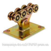 Комплект фурнитуры ROLLING CENTER BASIC (Италия) для откатных ворот до 450 кг. - Компания ТКС в Киеве