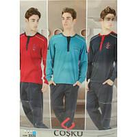 Комплект мужской футболка и штаны Cosku 2223