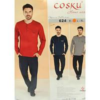Комплект мужской футболка и штаны Cosku 624