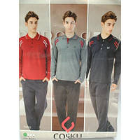 Комплект мужской футболка и штаны Cosku 2231