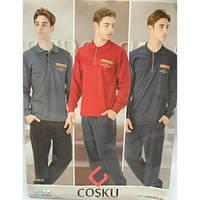 Комплект мужской футболка и штаны Cosku 2230