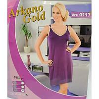 Сарафан домашний большой размер Arkano Gold 4117