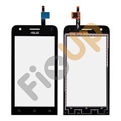 Тачскрин для Asus ZenFone C, цвет черный