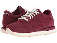 Кроссовки женские Saucony Originals Jazz O Cozy - Burgundy, фото 1