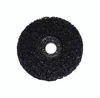 Зачистной круг Polystar Abrasive 125 мм. черный (базовый)