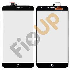 Тачскрин Meizu MX4, цвет черный