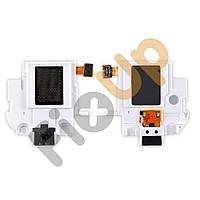 Полифонический динамик с разъемом наушников для Samsung i9082 Galaxy Grand Duos, цвет черный