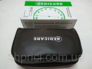 Тонометр механічний зі стетоскопом / Medicare