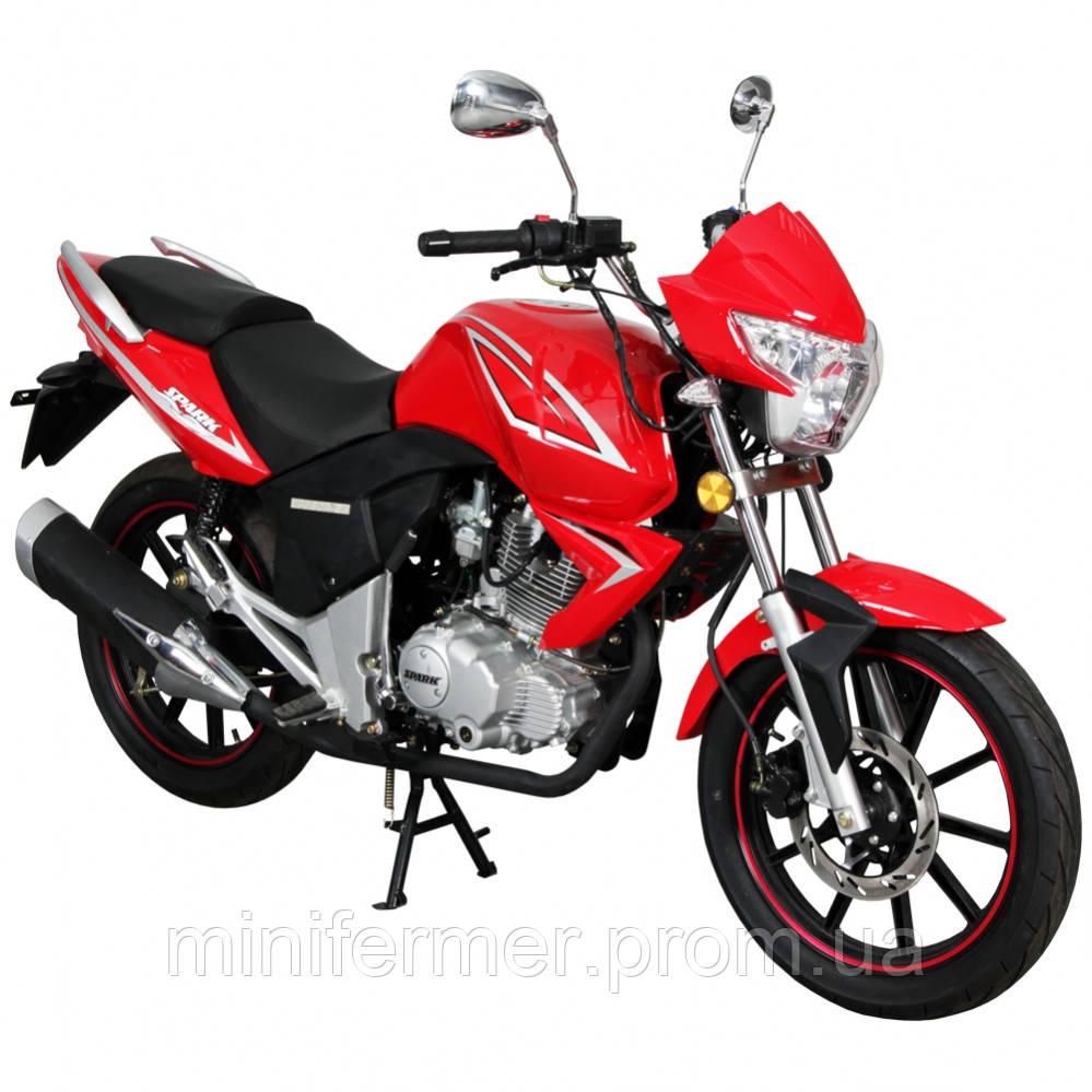Мотоцикл Spark SP200R-23