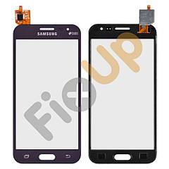 Тачскрин Samsung J200F, J200G, J200H, J200Y Galaxy J2, цвет серый