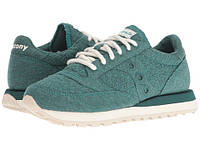 Кроссовки женские Saucony Originals Jazz O Cozy - Green, фото 1
