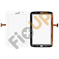 Тачскрин (сенсор) Samsung Galaxy 3G Note 8.0 N5100, цвет белый