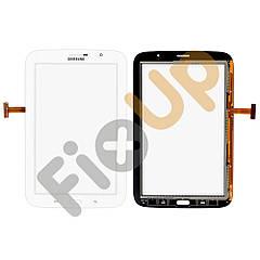 Тачскрин Samsung Galaxy 3G Note 8.0 N5100, N5110, цвет белый