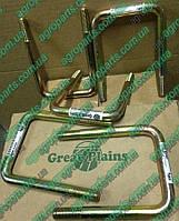 Стремянка 806-105C крепления стойки фрезы к раме GREAT PLAINS + гайка 803-021C запчасти 806-012 скобу 806-106C