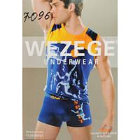 Комплект мужской майка и трусы Wezege 7096