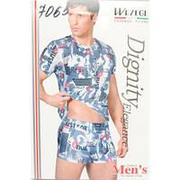 Комплект футболка и трусы мужские Wezege 7065