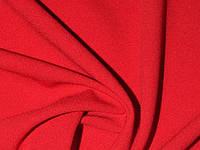 Креп костюмный стрейчевый Красный, ткани АРТ ТЕКСТИЛЬ
