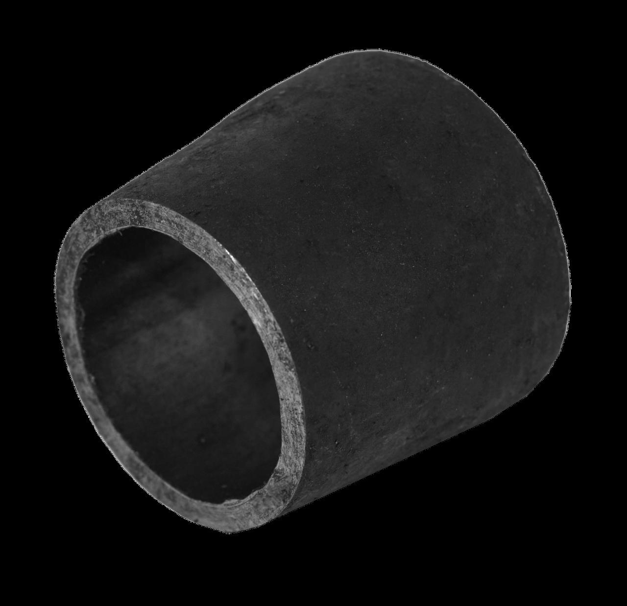 Перехідник сталевий 42х33