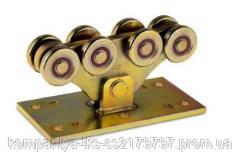 Комплект фурнитуры ROLLING CENTER STANDART (Италия) для откатных ворот до 450 кг. - Компания ТКС в Киеве