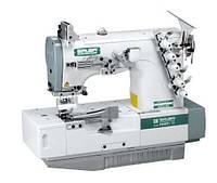 Siruba F007J-W222-364/FQ Плоскошовная швейная машина (распошивалка) с устройством для подачи бейки