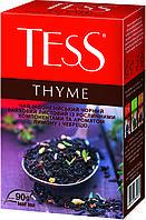 Чай черный Тесс Thyme листовой (90 гр)