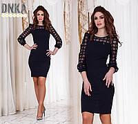 Платье, с435 ДГ батал, фото 1