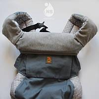 Комплект аксессуаров для эрго-рюкзака Around - накладки + нагрудник