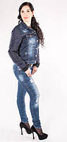 Жакет джинсовый PHILIPP PLEIN 1283