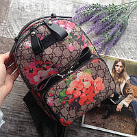 Женский рюкзак Gucci женская сумка копия Gucci