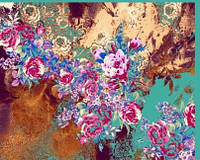 Платок женский Весна