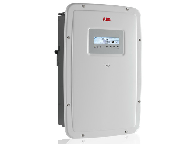 Сетевой инвертор ABB TRIO-5.8-TL-OUTD