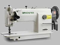 Zoje ZJ0628 Одноигольная машина челночного стежка с унисонным продвижением материала