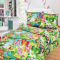 Постельное белье для детей Волшебные сны, подростковое полуторное постельное белье