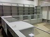 Отдел торговый магазин ДСП+алюминий, фото 5