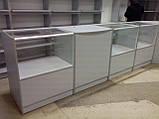 Отдел торговый магазин ДСП+алюминий, фото 6