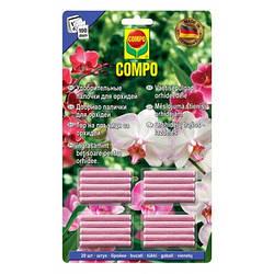 Добриво-палички Compo для орхідей 20 шт.