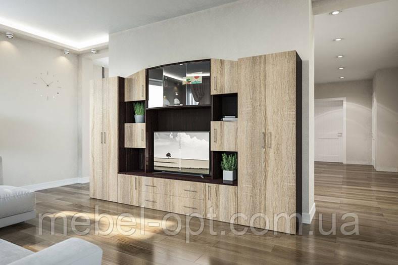 стенка для гостинной фабиана готовая мебель для гостинной комнаты
