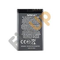 Аккумулятор для Nokia 302, 5228, 5230, 5800, 600, 620, C6-00, N900 (BL-4J), емкость 1200 мАч
