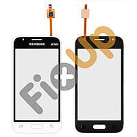 Тачскрин (сенсор) Samsung Galaxy J1 Mini J105H, цвет белый