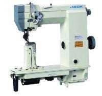 1-игольная промышленная швейная машина челночного стежка Jack-69910