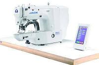 Jack JK-T1900BSK программируемая закрепочная / пуговичная машина