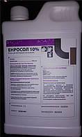 Энросол 10% (энрофлоксацин 100 мг) 1 л