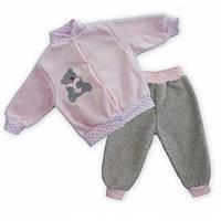 Теплые костюмы, комплекты для малышей