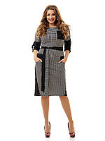 Женское Платье   больших размеров 861 (48-74)
