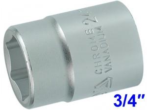 """YATO Головка торцева 6-гранна, з квадр. 3/4"""", М=24 мм, L=50 мм,"""