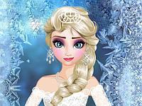 Фроузен 7 холодное сердце Вафельная картинка