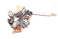 Щеточный узел стартера (железный корпус) двигатель 406,405 редукторный стартер (пр-во Россия)